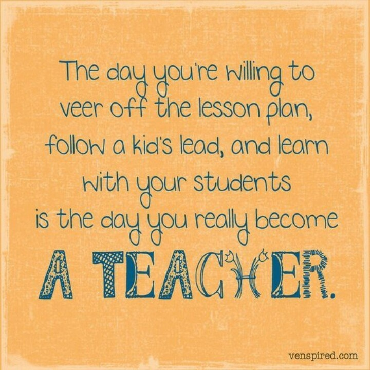Thoughts And Guidelines For Preparing Teachers For School: Best Teacher Ever Quotes. QuotesGram