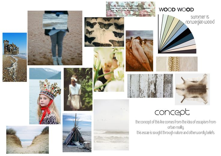 concept board, fashion buying, fashion design