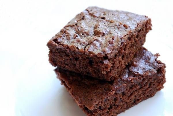 Whole Wheat Brownies | Delicious Chocolate Cake | Pinterest