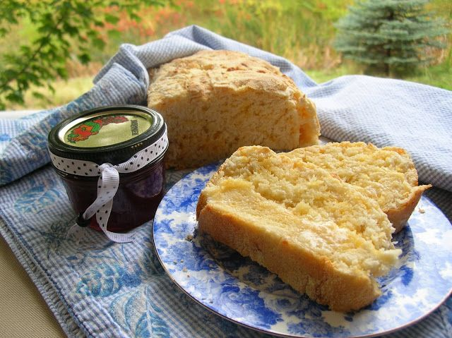 Cheddar English Muffin Loaves | Recipes - Bread | Pinterest