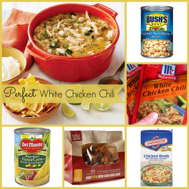 The Perfect Fall Meal – White Chicken Chili! http://www.cberryonline ...
