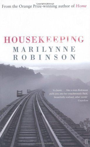 ruths story in the novel housekeeping by marilynne robinson Housekeeping by marilynne robinson available in trade paperback on powellscom, also read synopsis and reviews a modern classic, housekeeping is the story of ruth and her younger sister, lucille, who grow up.