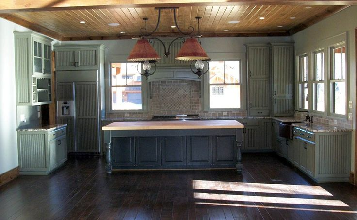 White beadboard kitchen cabinets sale house pinterest for Beadboard kitchen cabinets for sale