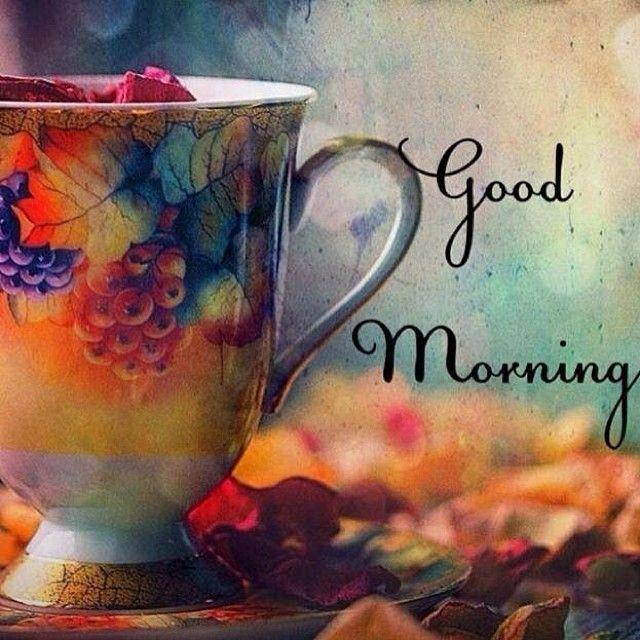 Good Morning Everyone Coffee : Anna have a great day everyone debbi s coffee