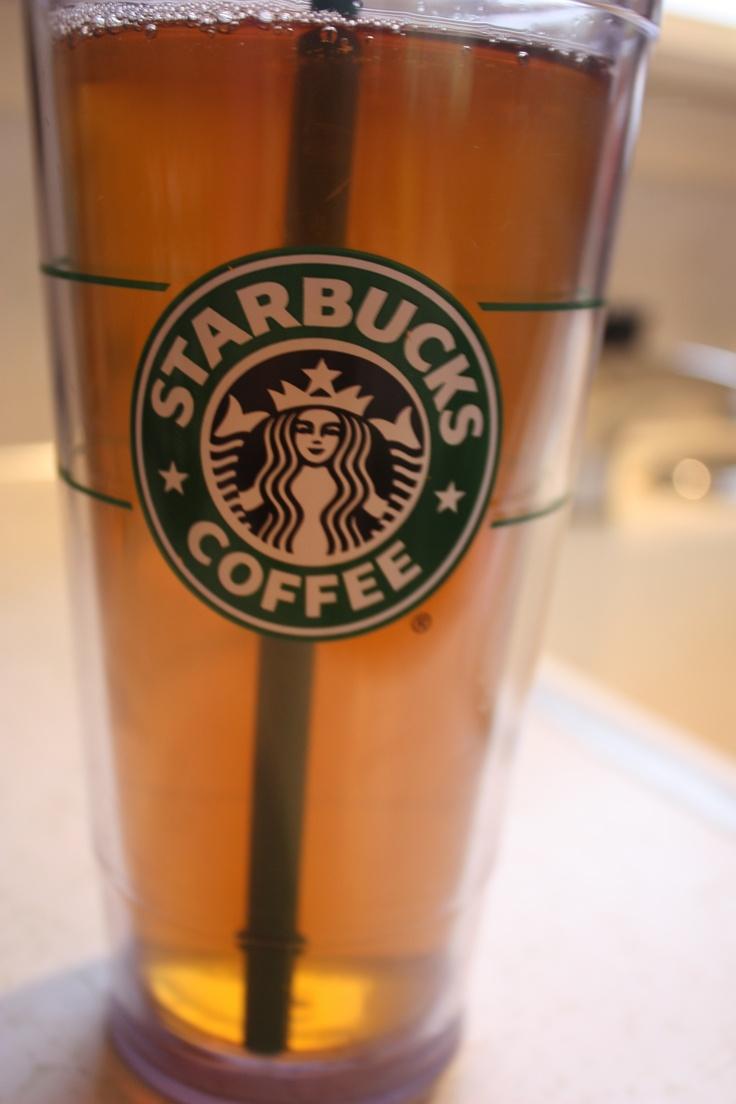 Make Your Own Starbucks Green Iced Tea | Food & Drink ...