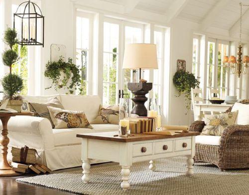 Pottery Barn Living Room Living Rooms Pinterest
