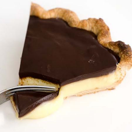 Classic Boston Cream Pie | Food | Pinterest