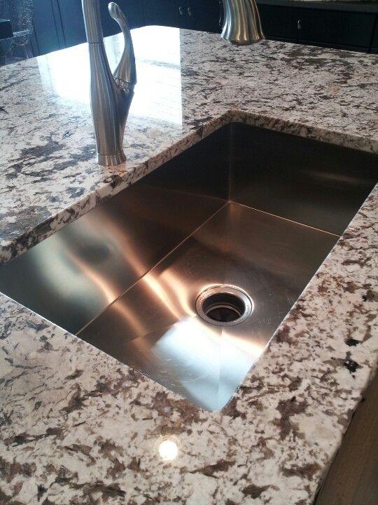 Large Deep Kitchen Sink : Kitchen sink love big sink Dream home Pinterest