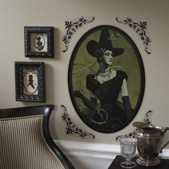 1940s halloween halloween pinterest for Antique halloween decoration