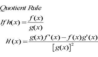 Define derivatives in mathematics