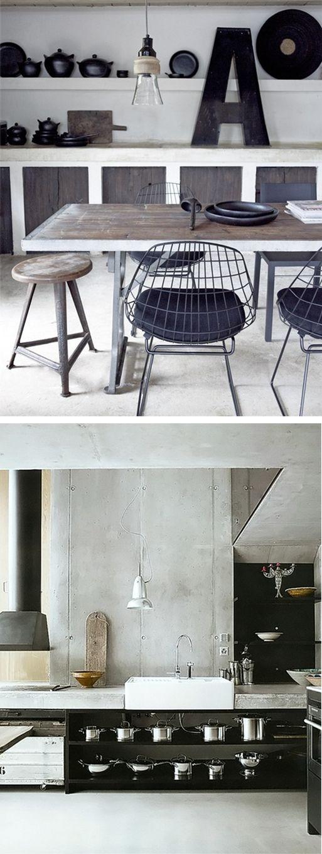Keuken Inspiratie Pinterest : Keuken inspiratie Interieur Pinterest