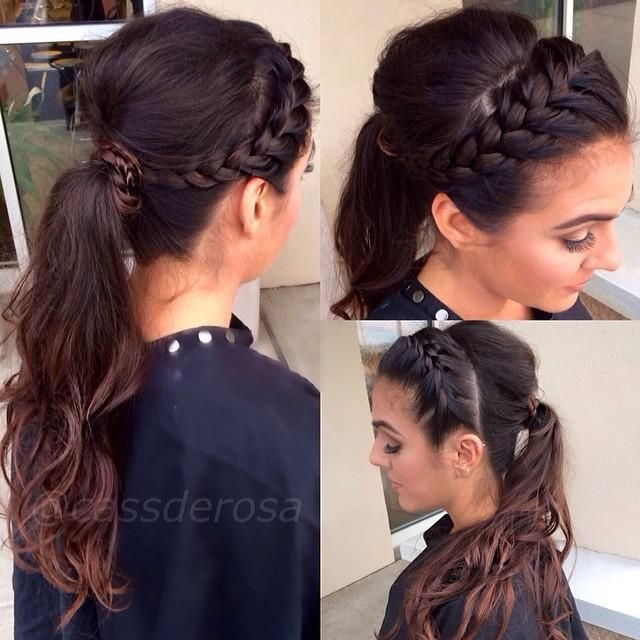 Hairstyles For Engagement Party In Engagement Party Hairstyles - Hairstyle for engagement girl