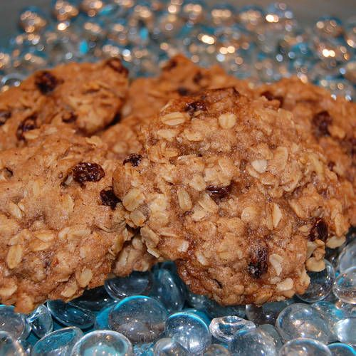 Oatmeal Chai Cookies vegan, plantbased, earth balance, made just right