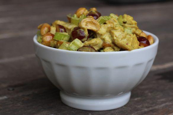 Curried Chicken Salad | Paleo Eats & Treats | Pinterest