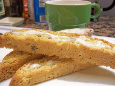 Lemon Pistachio Biscotti | Favorite Recipes | Pinterest