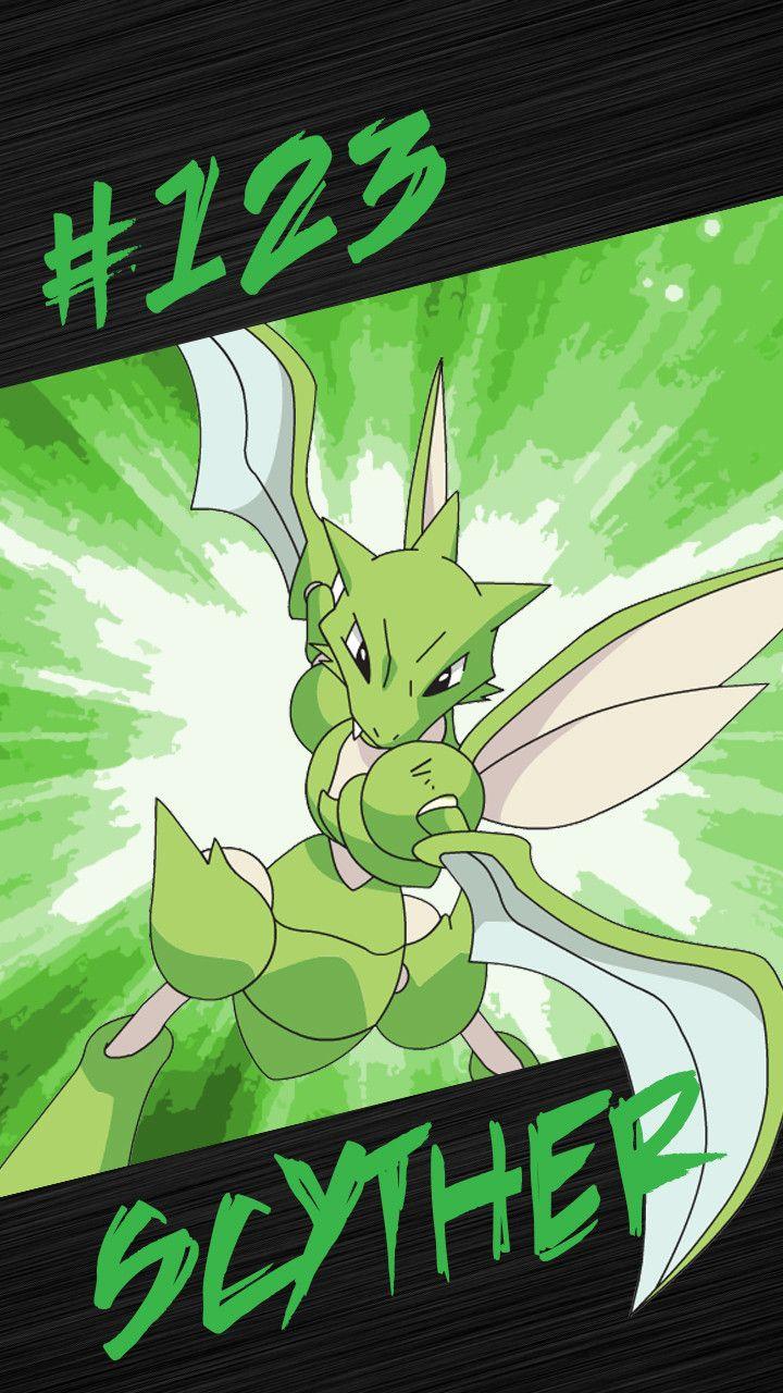Scyther wallpaper by triforceguy pokemon pinterest - Scyther wallpaper ...