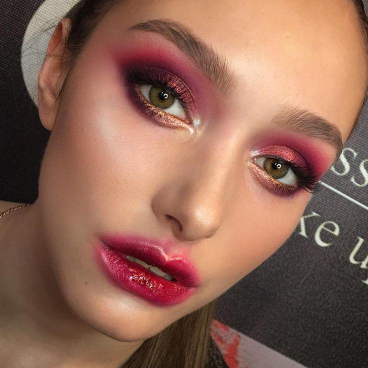 Creative eye makeup ideas