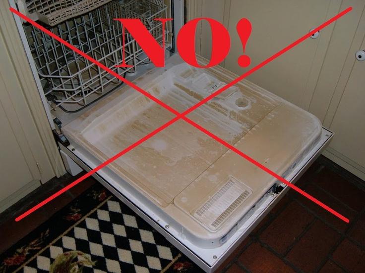 How to Make DIY Dishwasher Cleaner