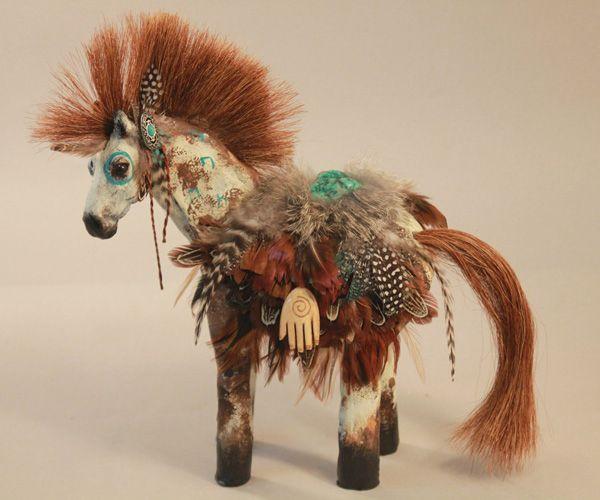 South of Santa Fe Painted Ponies