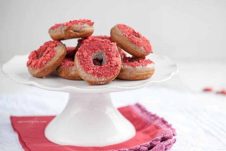 paleo valentine's day cookies