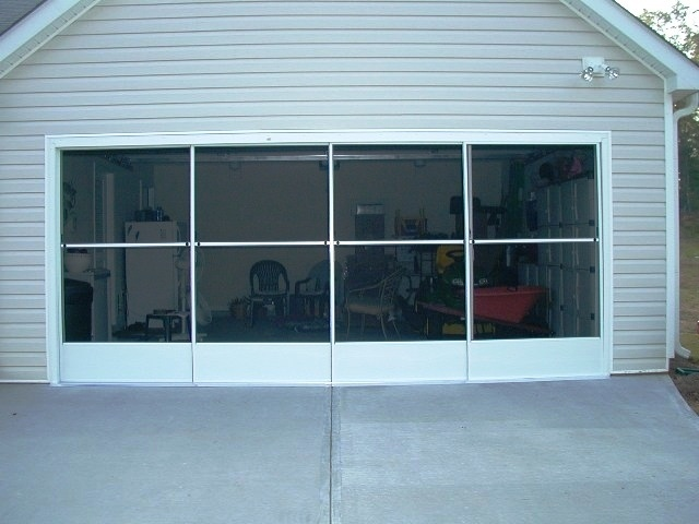 Pin by cindy morse on home exterior interior pinterest for Roll out screen door