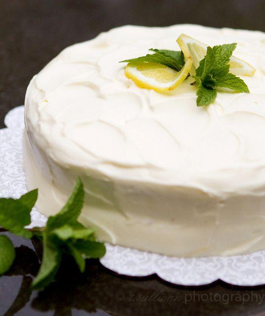 Lemon Curd & Cream Layer Cake | Cake Cake Cake | Pinterest