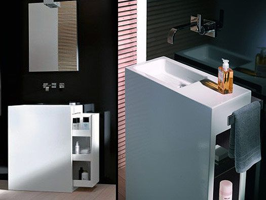 Long Narrow Sink : built in long narrow sink Bathrooms and Laundry Pinterest