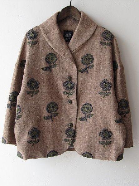 limilee:    Mina Perhonen jacket