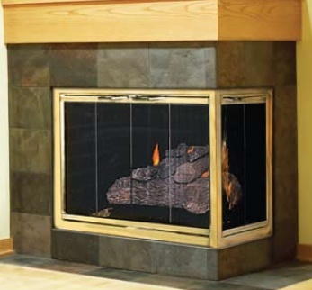 ELECTRIC CORNER FIREPLACE TV STAND COMBO ENTERTAINMENT CENTERS