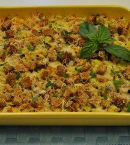Gratin of Zucchini and Brown Rice | Yum! | Pinterest