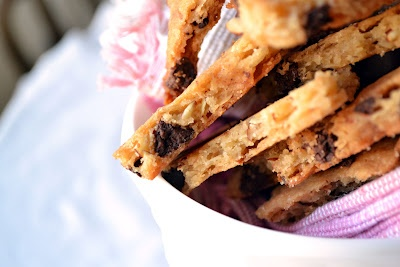 Chocolate Chip Cookie Brittle | Super Yummy - sweets | Pinterest