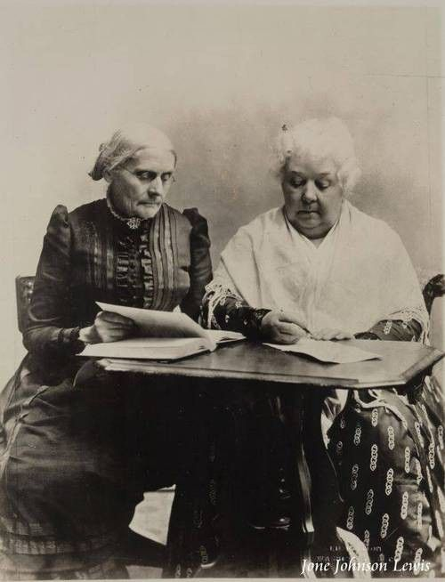 9 Things You May Not Know About Elizabeth Cady Stanton