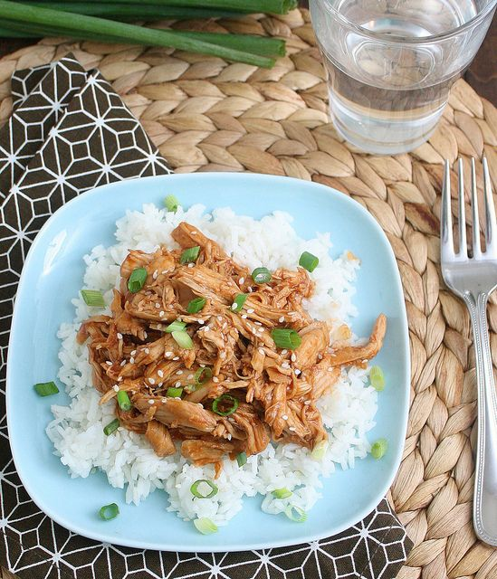 Tracey's Culinary Adventures: Slow Cooker Honey Sesame Chicken - I ...