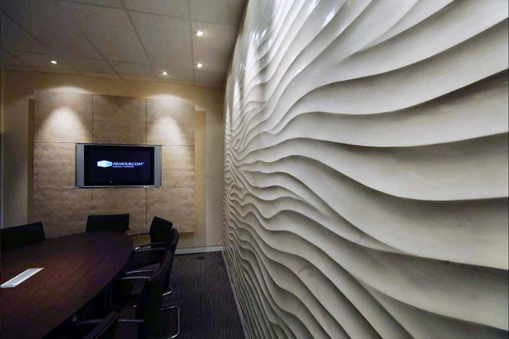 sculptural wall panels large office project pinterest