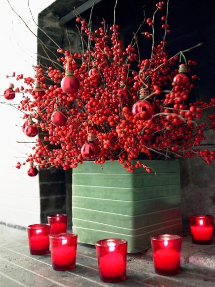 35 Ideas for Natural Holiday Dec