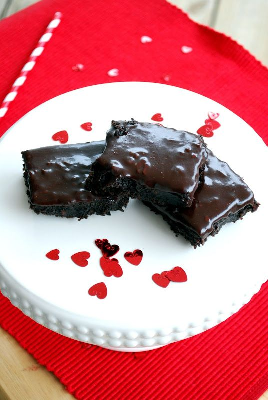 Raspberry Truffle Brownies | Chocoholic | Pinterest