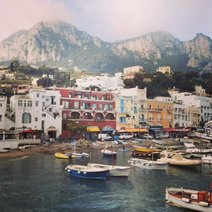 Beautiful isle of capri italy travel wanderlust pinterest for Isle of capri tours