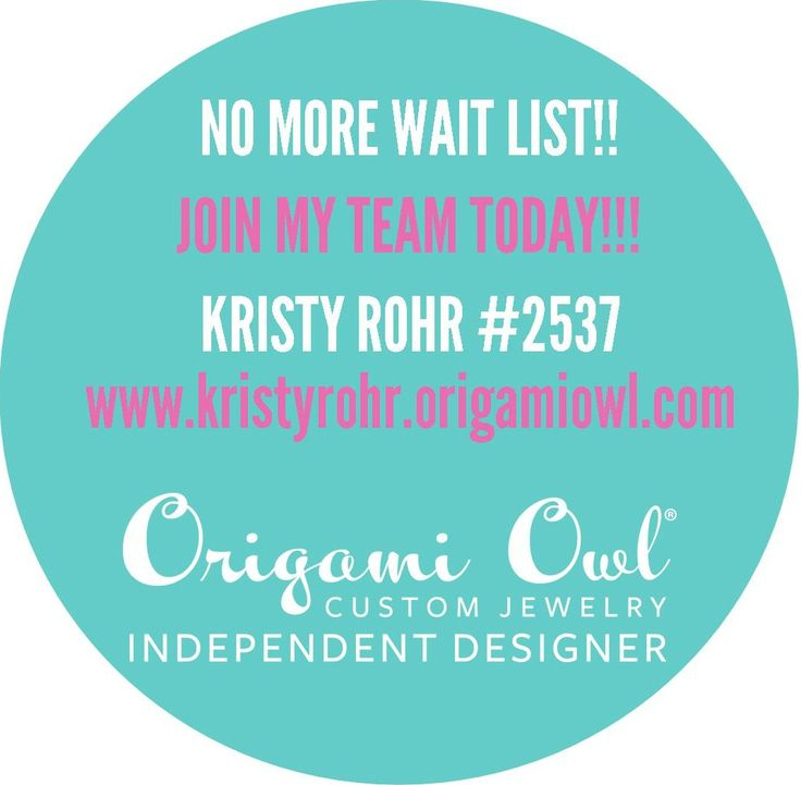By origami owl kristy rohr independent designer on origami owl