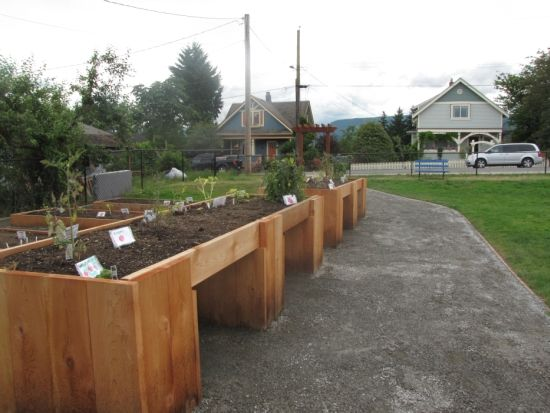 Handicapped Accessible Garden Beds