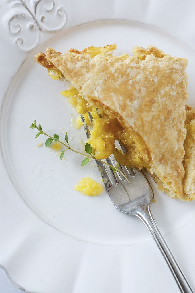 Shaker LeMoN Pie and FLaKy Tart Dough ~ when life gives you lemons ...