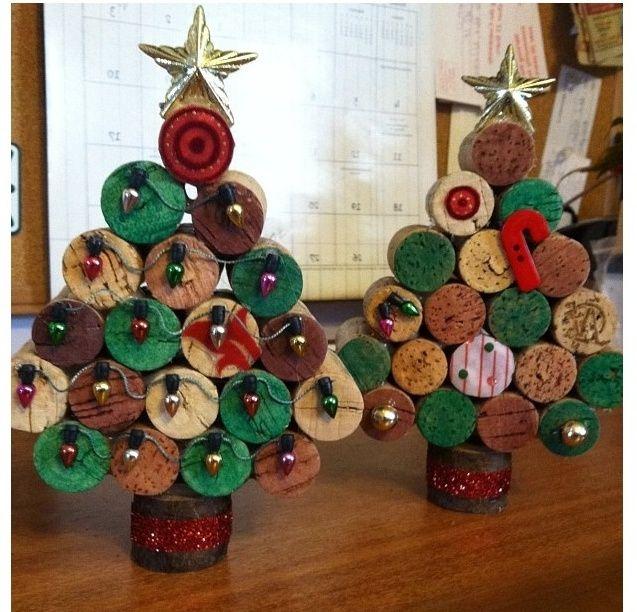 Christmas tree crafts ideas craft ideas pinterest for Pinterest christmas craft ideas