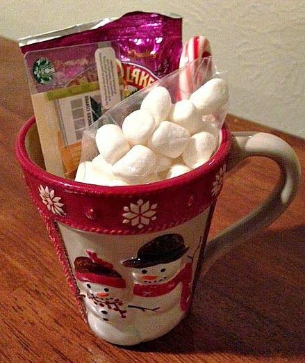 Pin By Kristin Smith On Craft Gifts Pinterest & Coffee Mug Gift Ideas Christmas - Eskayalitim