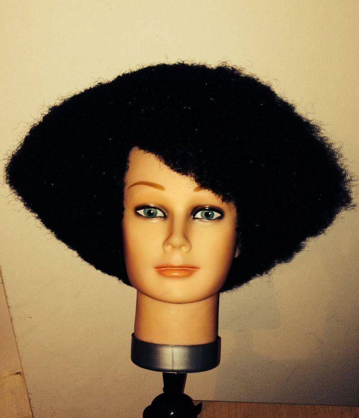 Crochet Afro : Crochet Afro Weave ?HAIRSTYLES? Pinterest