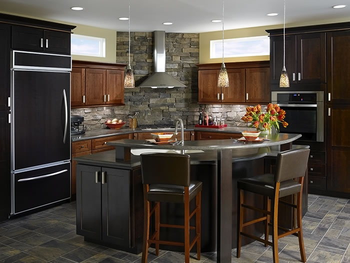 Curved Island Kitchen Taylor 39 S Home Pinterest