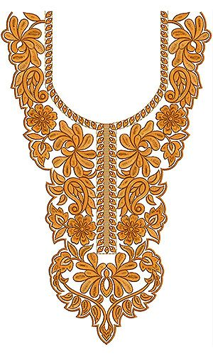 Indian women clothing embroidery design neck designs Fashion embroidery designs