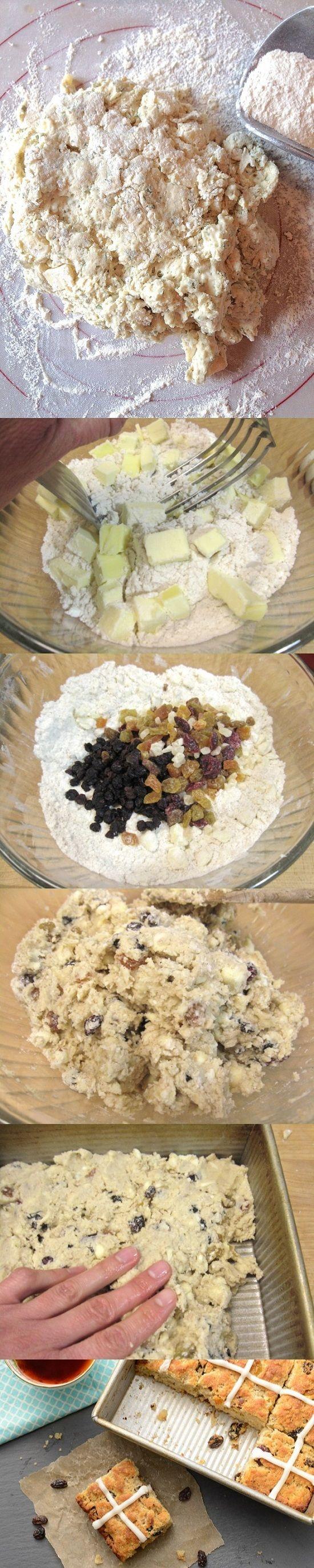 Gluten-Free Hot Cross Biscuits Recipe | Recipes | Pinterest