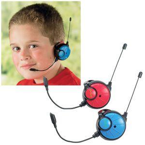 Kids walkie talkie headset : Target
