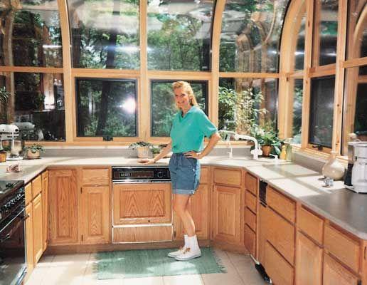 kitchen addition sunroom dream home pinterest