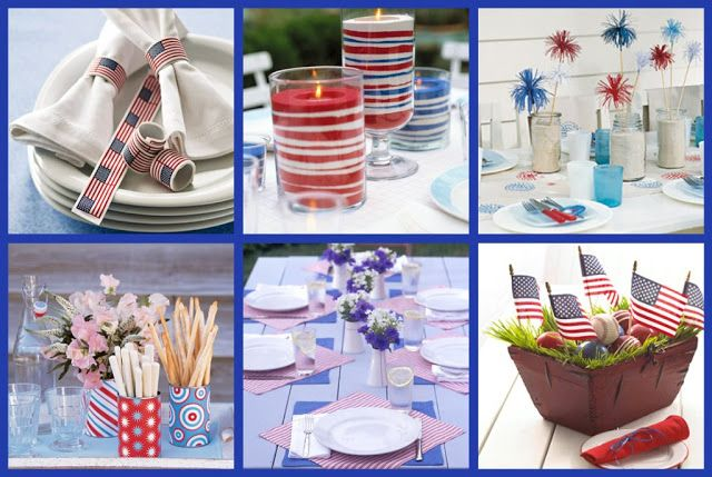 memorial day party themes