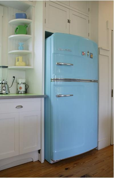 Vintage Style Refrigerators 120